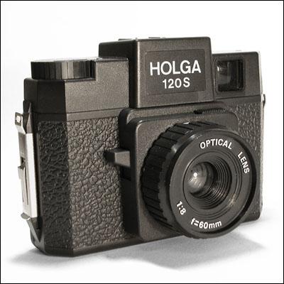 Generasi Pertama Kamera Holga 120 series