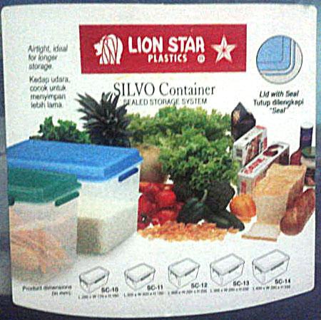 Merek Lion Star, tipe SILVO Container