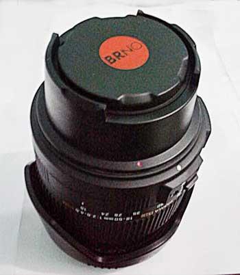 rear cap BRNO di lensa Sigma for Canon