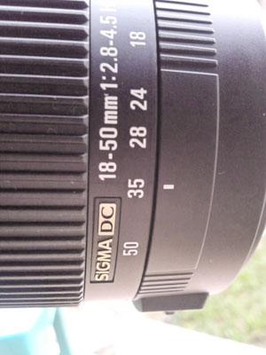 FL 35mm pembesaran optimal untuk handheld