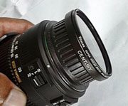 reverse lens protector