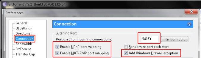 setting_port_bittorent