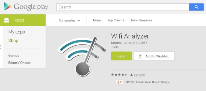 Wifi Analyzer - Android Apps on Google Play